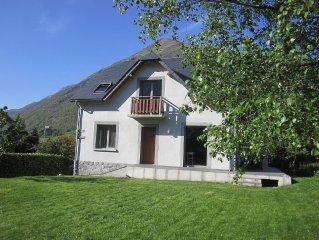 Belle maison sur les hauteurs de Luz-Saint-Sauveur