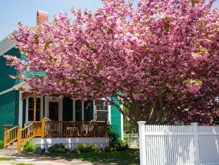 Enjoy any time of year- at East End Captains Home, Provincetown