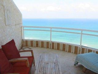 SeaView, penthouse, beachfront, luxury