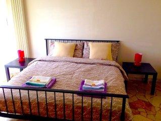 luminoso appartamento in villa con Terrazza