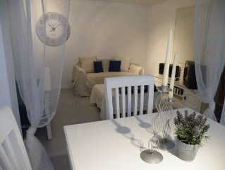 Stilvoll eingerichtetes Studioappartment in der Nähe von Limburg