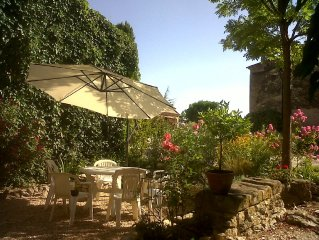 Cottage in Provence. Saint Saturnin d'Apt