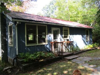 **NEW LISTING** - Mountain Laurel Retreat  - 'Blue House'
