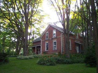 150 Year Old Heritage Farmhouse Only 45 Minutes From Toronto