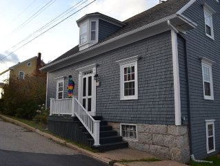 Charming Family Home in Historic Lunenburg