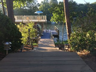 Gorgeous Waterfront Retreat with Large Private Pier - Summer's Almost Here