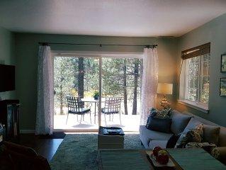 Tahoe Donner Apartment On Alder Creek