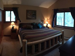 Bear Paw Haven -- A Quaint Retreat--Free WiFi