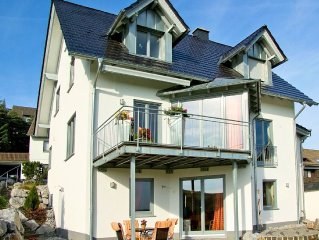A comfortable four-person holiday accommodation between Willingen and Winterber