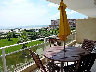 Apartment Grand Sud  in Canet - Plage, Pyrenees - Orientales - 6 persons, 3 bed
