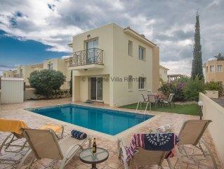 Protaras Holiday Villa CL43 -  a villa that sleeps 7 guests  in 3 bedrooms