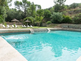 HORT DE SA VALL - Villa for 11 people in Manacor.
