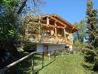 Vacation home Digitalis  in Nendaz, Valais - 10 persons, 4 bedrooms