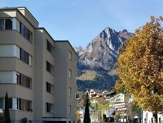 Apartment Alpenstrasse 621  in Engelberg, Central Switzerland - 4 persons, 2 be