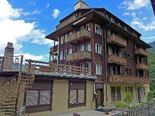 Ferienwohnung Schweizerhof  in Wengen, Berner Oberland - 4 Personen, 2 Schlafzim