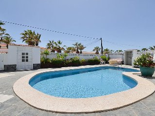 Apartment Villa Gino  in Palm - Mar, Tenerife - 4 persons, 2 bedrooms