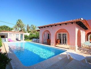 Villa in Albir, Costa Blanca, Spain