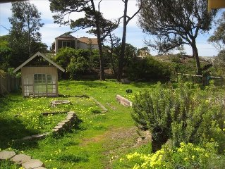 Asilomar 1/2 Acre Retreat!