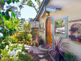Unwind and re-charge in this Central Coast jewel of retreats!