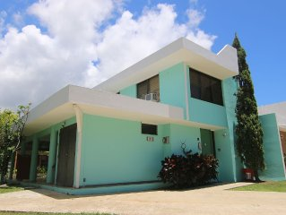 Las Sirenas: Relaxing and Breezy Two-Story Beach Villa