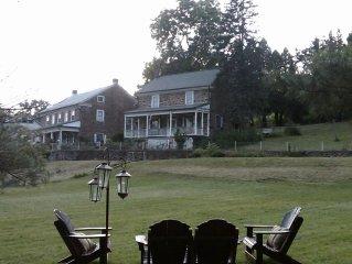 Historic Miller's Cottage on Creek
