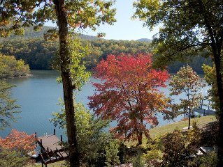 Cabin 1 at Silver Bay View Cottages on Smith Mountain Lake