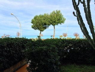 Lovely Apartment Cefalu promenade few steps to the beach 5 minutes to downtown