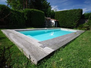 Biarritz Anglet, Villa with Heated Pool!