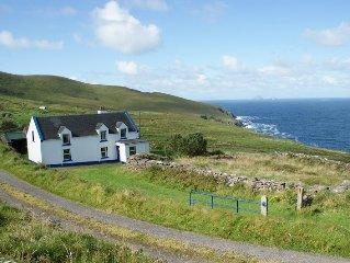 Cottage mit fantastischem Meerblick an der Südwestküste Irlands