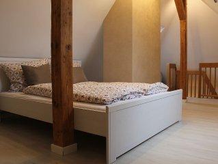 Moderne und gemutliche Ferienwohnung im Zentrum von Wernigerode