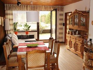 3 Zimmer, Seeblick, Hallenbad, Sauna u.v.m - 3*** Konigscard inklusive