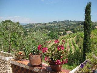 Maison au calme dans la campagne varoise au coeur du vignoble de Bandol