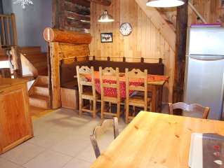 CHARMING COTTAGE ST VERAN, Sauna, 3-star establishment (La Caleta)