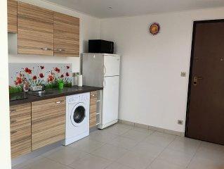 F2 apartment of 53 m2