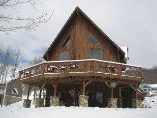 Beautiful Ski Chalet - Fantastic Weekend/Holiday Getaway