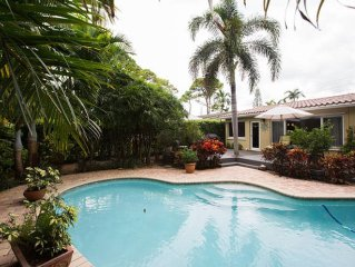 Paradise Awaits Located Minutes from Ft. Lauderdale Beaches and Las Olas