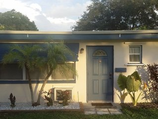 Cute Studio Apartment Accessible To Everything In Bradenton/Sarasota
