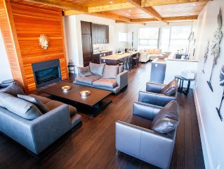 Luxury Pent-House In Downtown Tofino