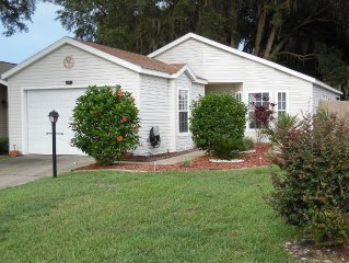 REDUCED MAY SPECIAL-PLANTATION GOLF -PET FRIENDLY FENCED VILLA w/GOLF CART-3 POO