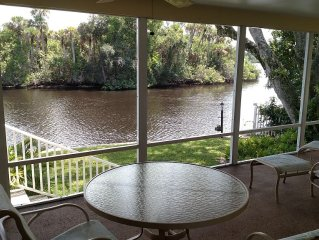 Spring Special On The South Fork of the St. Lucie River