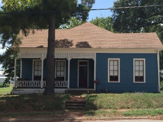 Charming Antique Victorian Updated With Extra Parking! SMOKE-FREE HOME