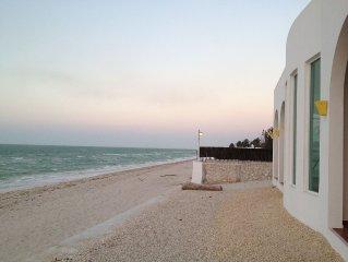 Vista Del Mar Beachfront Apartment In Casa Solana