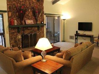 Pinetop Moose Lodge - Pinetop, Arizona 3bdr 2ba Sleeps 8+