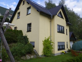 Comfortable apartment in a quiet location, ideal for families, hiking, skiing