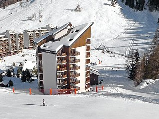 Ferienwohnung Mont Fort 16  in Siviez - Nendaz, Wallis - 4 Personen, 1 Schlafzim