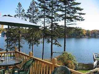 Clean, Sunny, Spacious Waterfront Condo With WiFi, Dock and Private Entrance