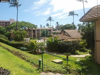 Prime Location to the Best Beaches, Pool, and Restaurants at Kihei Kai Nani