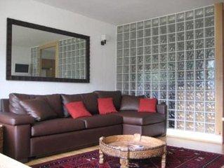 Appartement residence de standing avec vue imprenable sur Megeve
