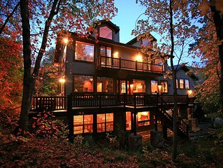 Timp Ridge Lodge, Hot Tub, Amazing Views, 6 bedrooms, 6 bathrooms