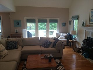 Family Friendly vacation home close to beaches and shopping